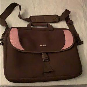 Targus memory foam laptop bag!